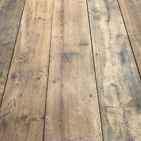 Plancher et parquet ancien