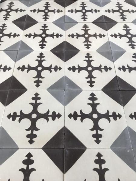 carreaux ciment motif ancien