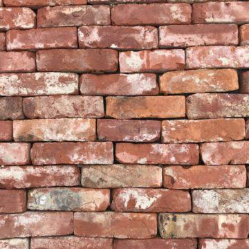 parement brique ancienne