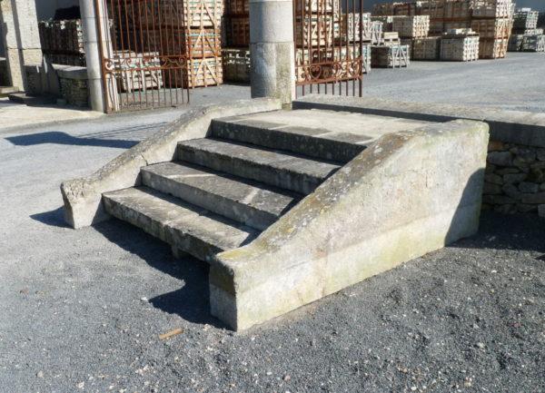 perron ancien pierre ancienne