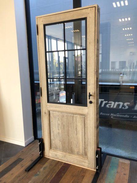 Porte vitrée pour maison