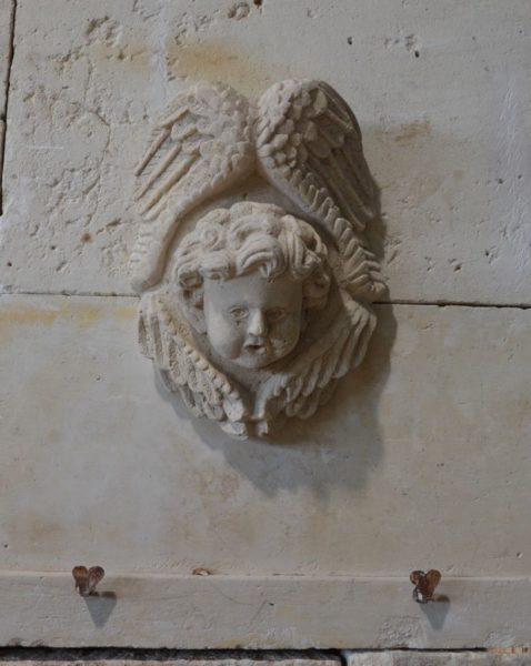 sculpture pierre calcaire