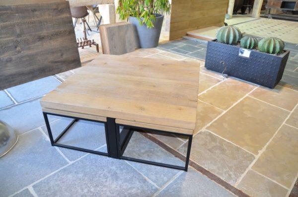 table design gigogne 5 pièces