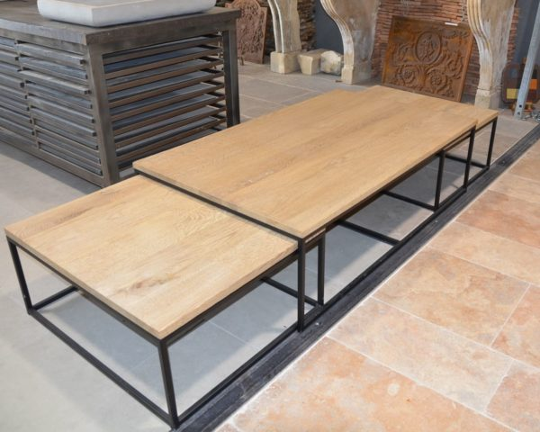 table gigogne intérieur design