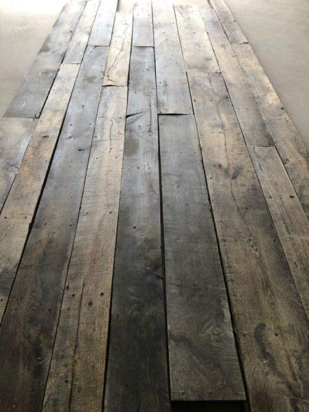 vieux plancher usine france