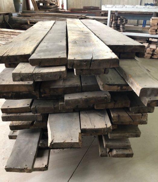 stock de vieux plancher bca