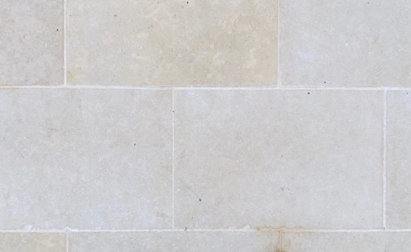 dallage de réédition en pierre beige