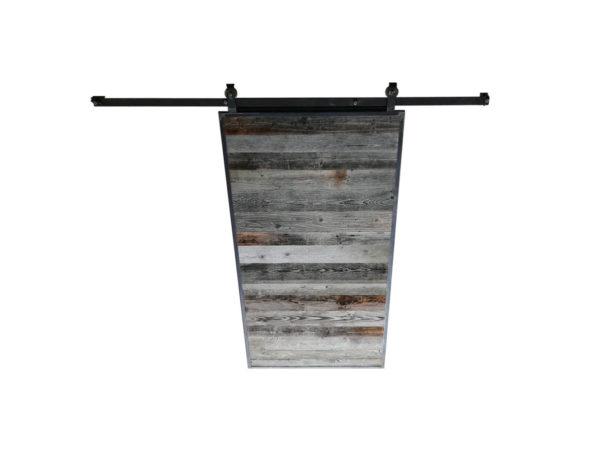porte coulissante en bois sapin