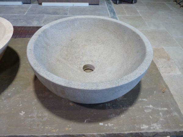 vasque à poser argos gris pour cuisine
