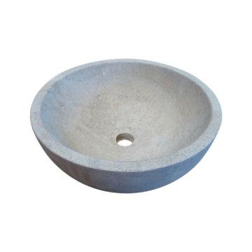vasque gris adouci pour maison