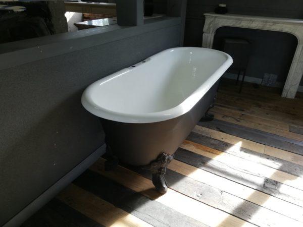magnifique baignoire style ancien