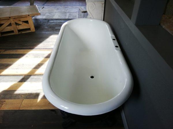 baignoire ilot ancien pour salle de bain