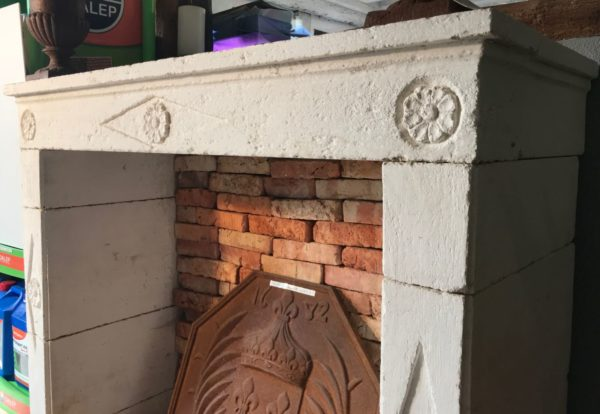 cheminée parfaite dimensions pour chambre