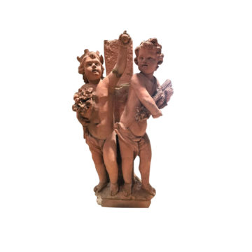 cherubins detoure du XIX eme siecle anciens