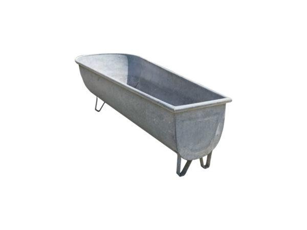 baignoire ancienne en zinc tres bon état
