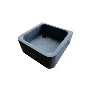 evier pierre naturelle cuisine pierre bleue