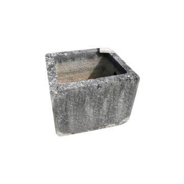 bac ancien de forme carré