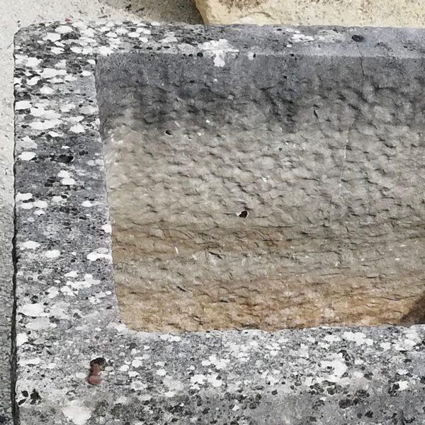 details du bac ancien carré