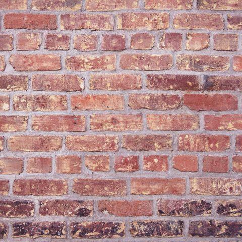 mur en brique ancienne classique realisation