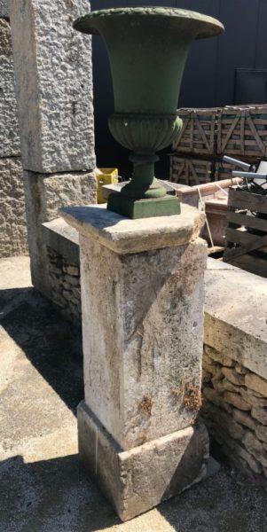 piedestal parfait pour poser vase ancien