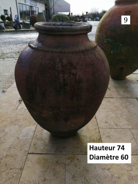 vase style amphore numéro 9
