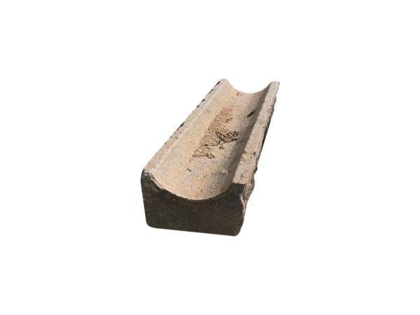 caniveau ancien de caen materiaux