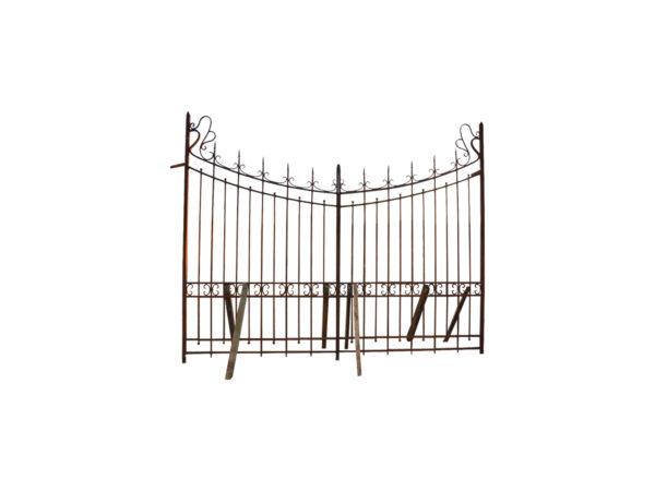 portail en fer ancien à vendre