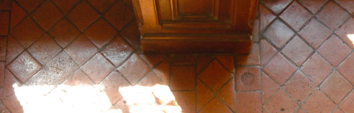 terre cuite de recuperation au château de Chenonceau
