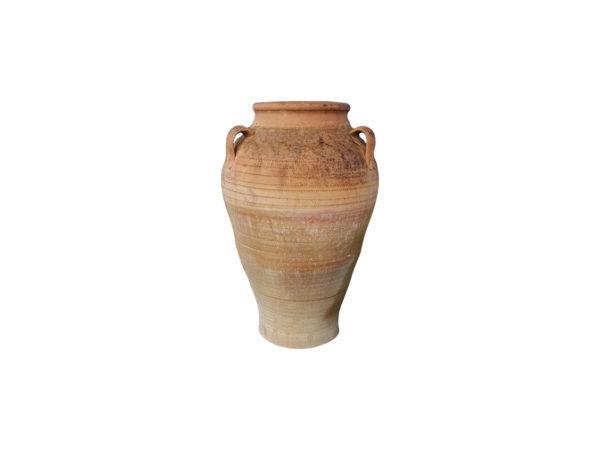 jarre en terre cuite avec ses 3 anses