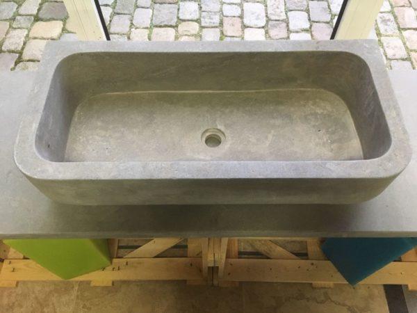 vasque et plateau neuf pour une cuisine ou salle de bain