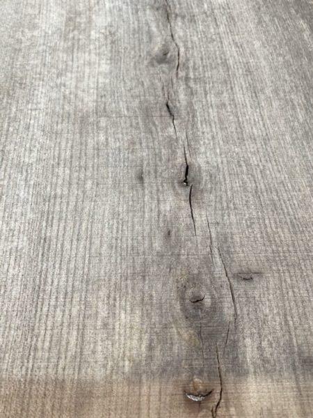 Détals du plancher rare en orme