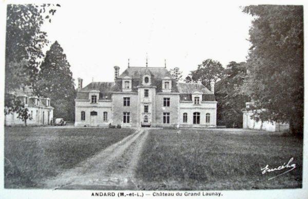 Chateau du Grand Launay