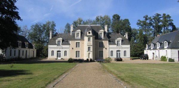 Chateau du Maine-et-Loire : Le Grand Launay