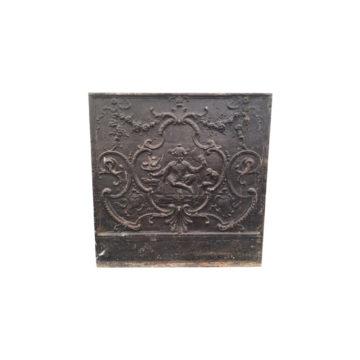 plaque avec décor chinois de François Boucher