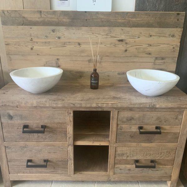 exemple de salle de bain avec les vasquemarbre