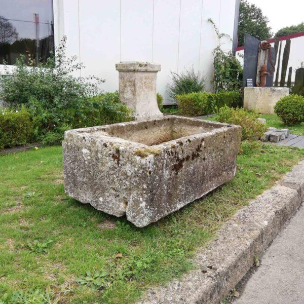 lavoir ancien de récupération