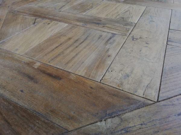 parquet ancien versailles en bois