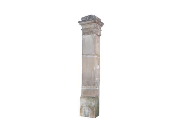 paire de piliers anciens