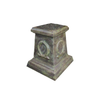 socle en fonte de reedition