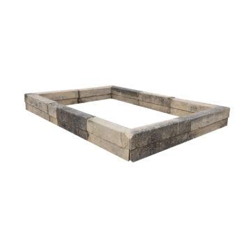 bassin en pierre calcaire ancienne