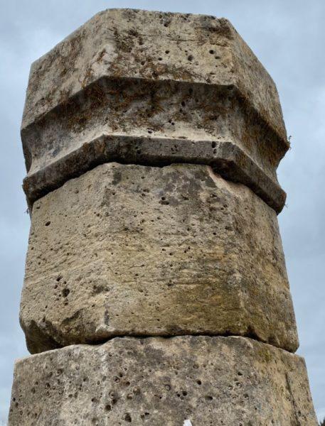Tête de pilier