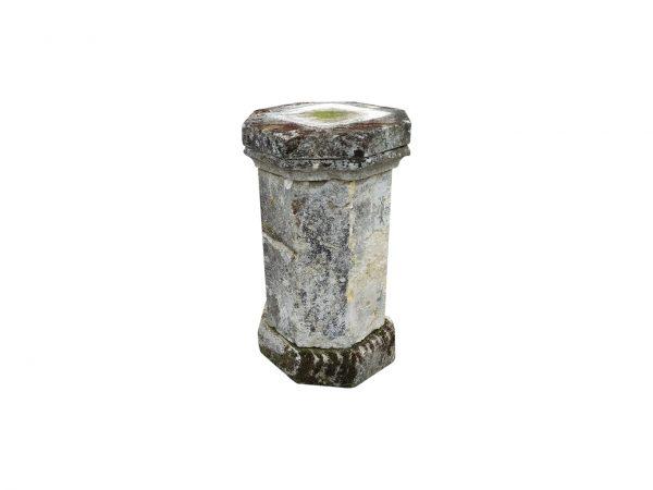 socle en pierre calcaire