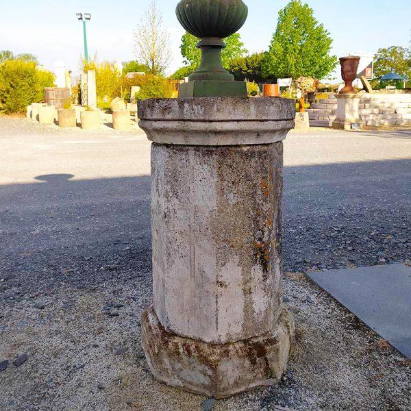 socle pour statue ancienne